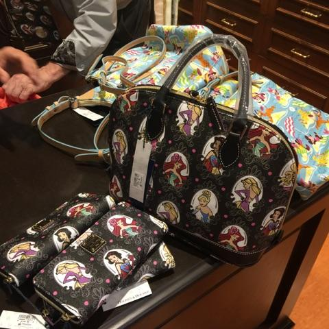 Runway Princess And Beach Disney Dooney And Bourke Bags Are
