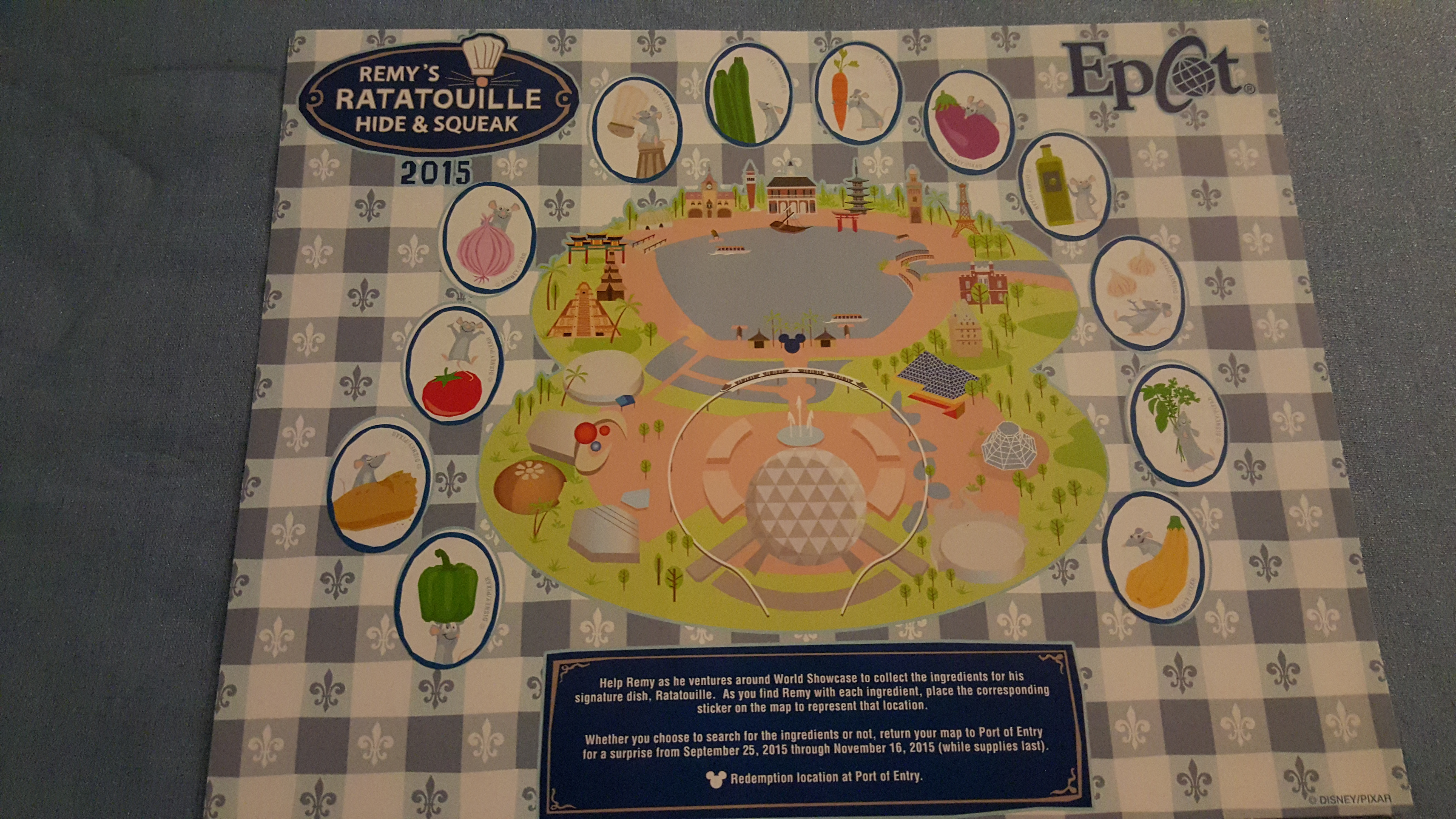 Remy's Ratatouille Hide & Squeak Is Fun For All Ages