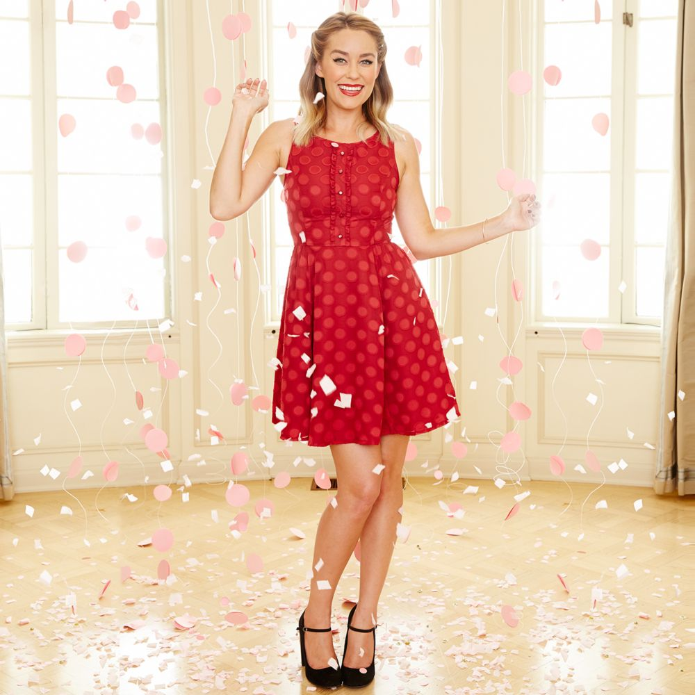 Lauren Conrad Has A New Minnie Rocks The Dot Collection At ...