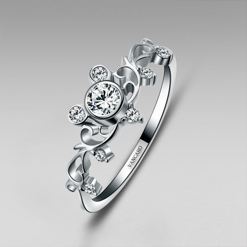 Mickey Mouse Ring Perfect For Valentines Day
