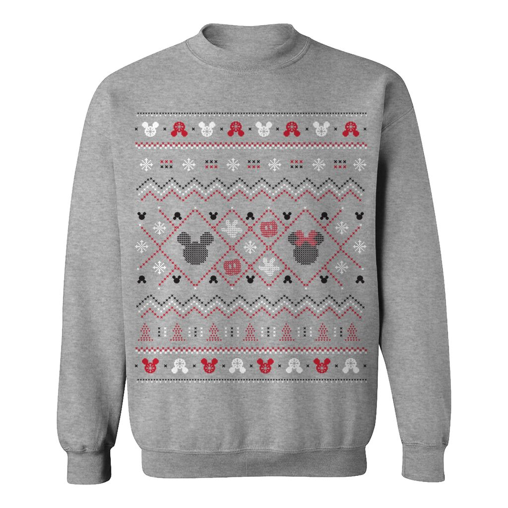 disney ugly christmas sweaters now available hurry before theyre gone
