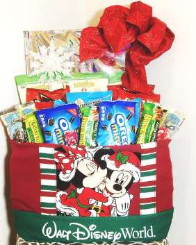 Celebrate The Holiday Magic With A Gift Basket Delivered To Your ...