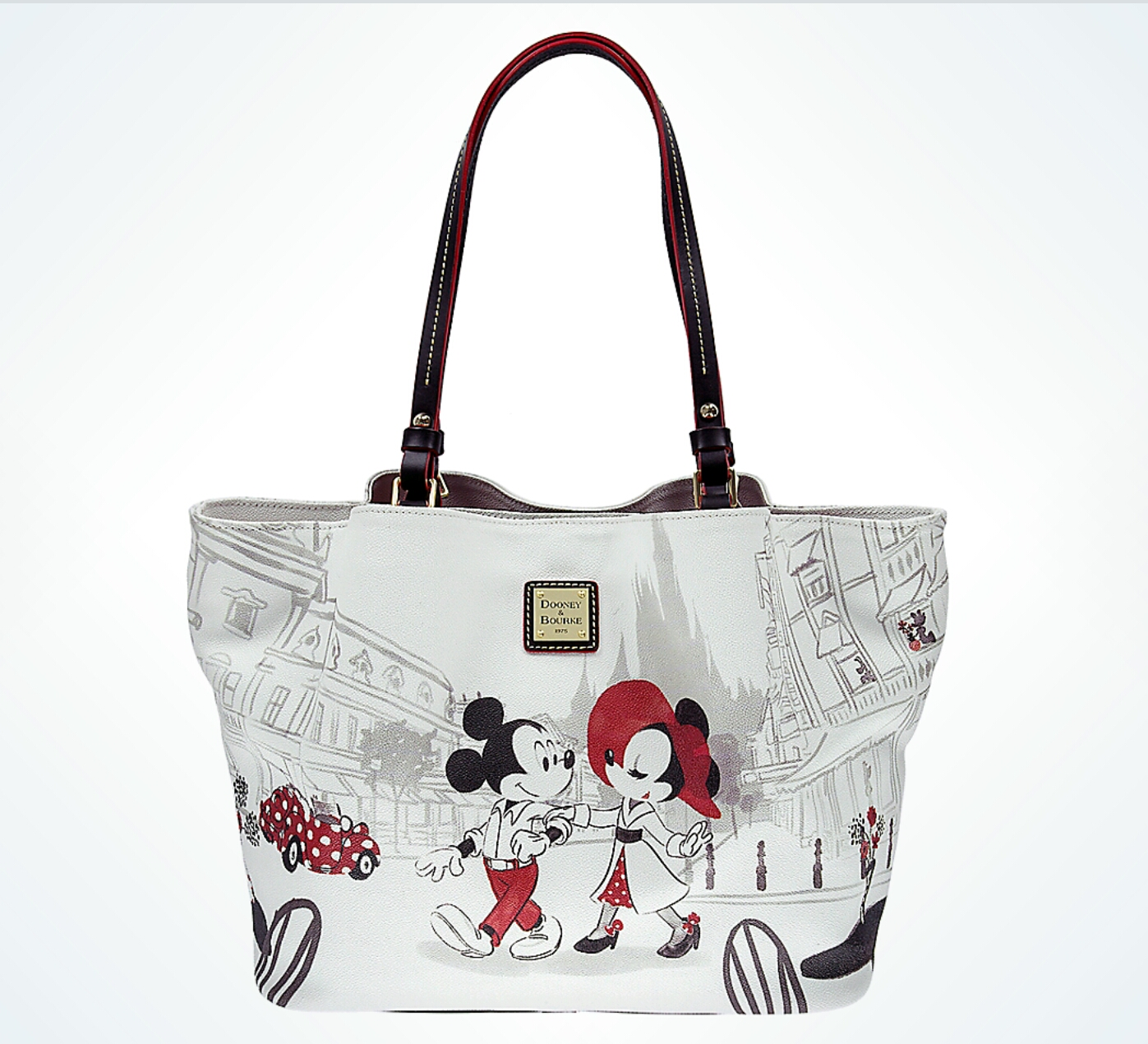 The Minnie Cafe Collection by Dooney and Bourke Has Arrived!