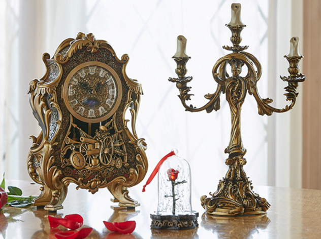 Limited Edition Cogsworth And Lumiere Now Available Online