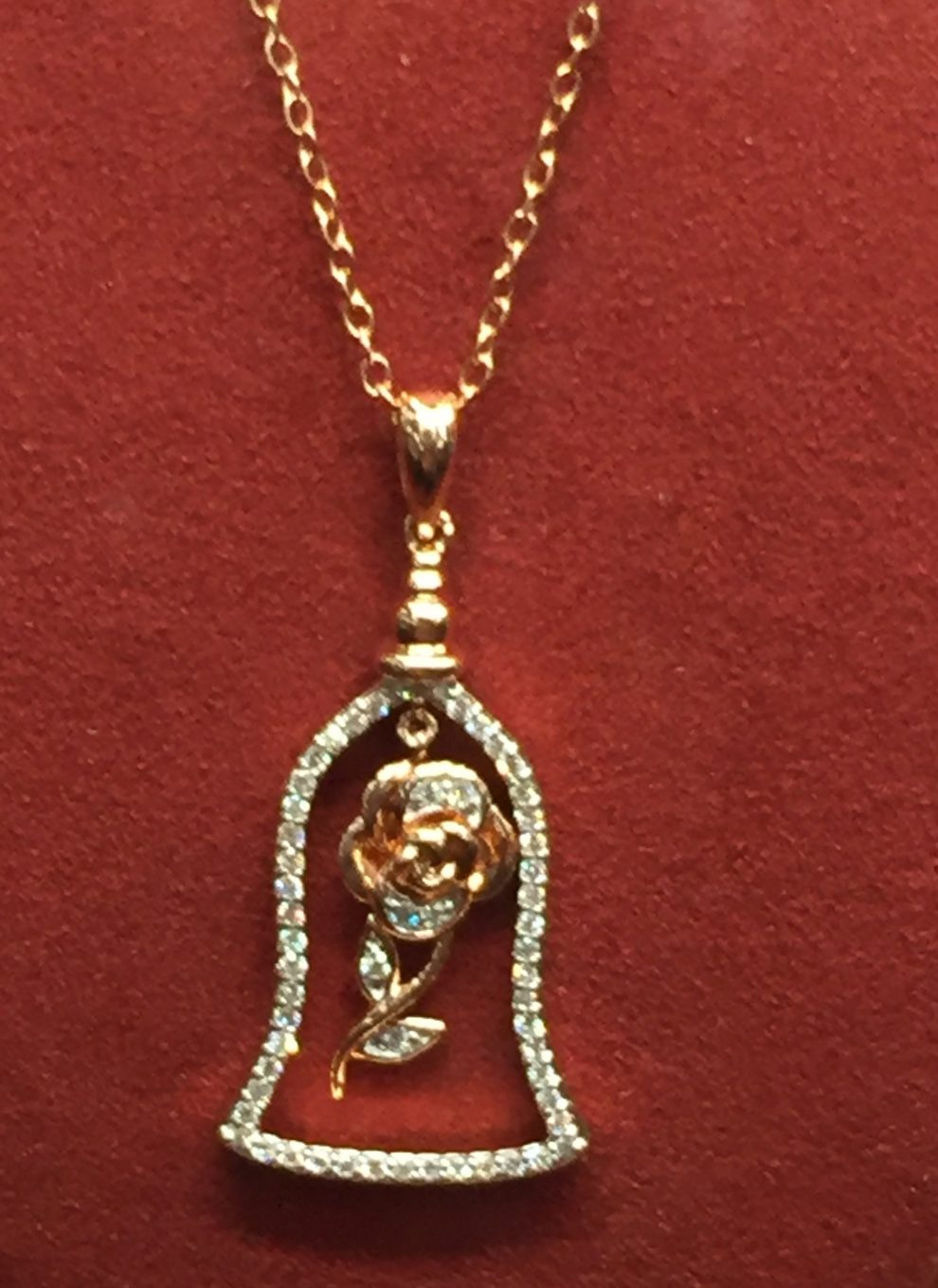 disney 39 s beauty and the beast jewelry will enchant you
