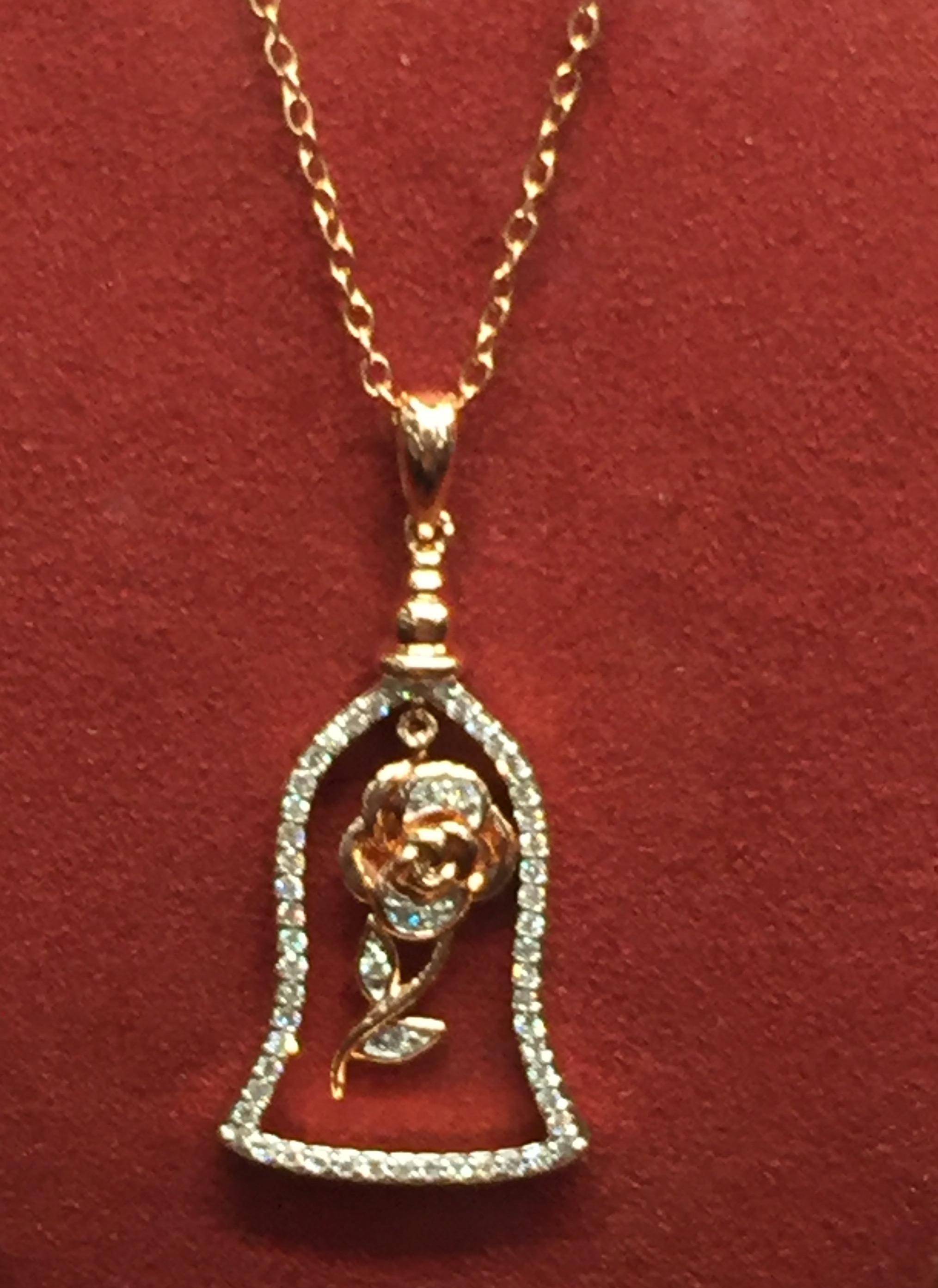 Disneyu0026#39;s Beauty And The Beast Jewelry Will Enchant You