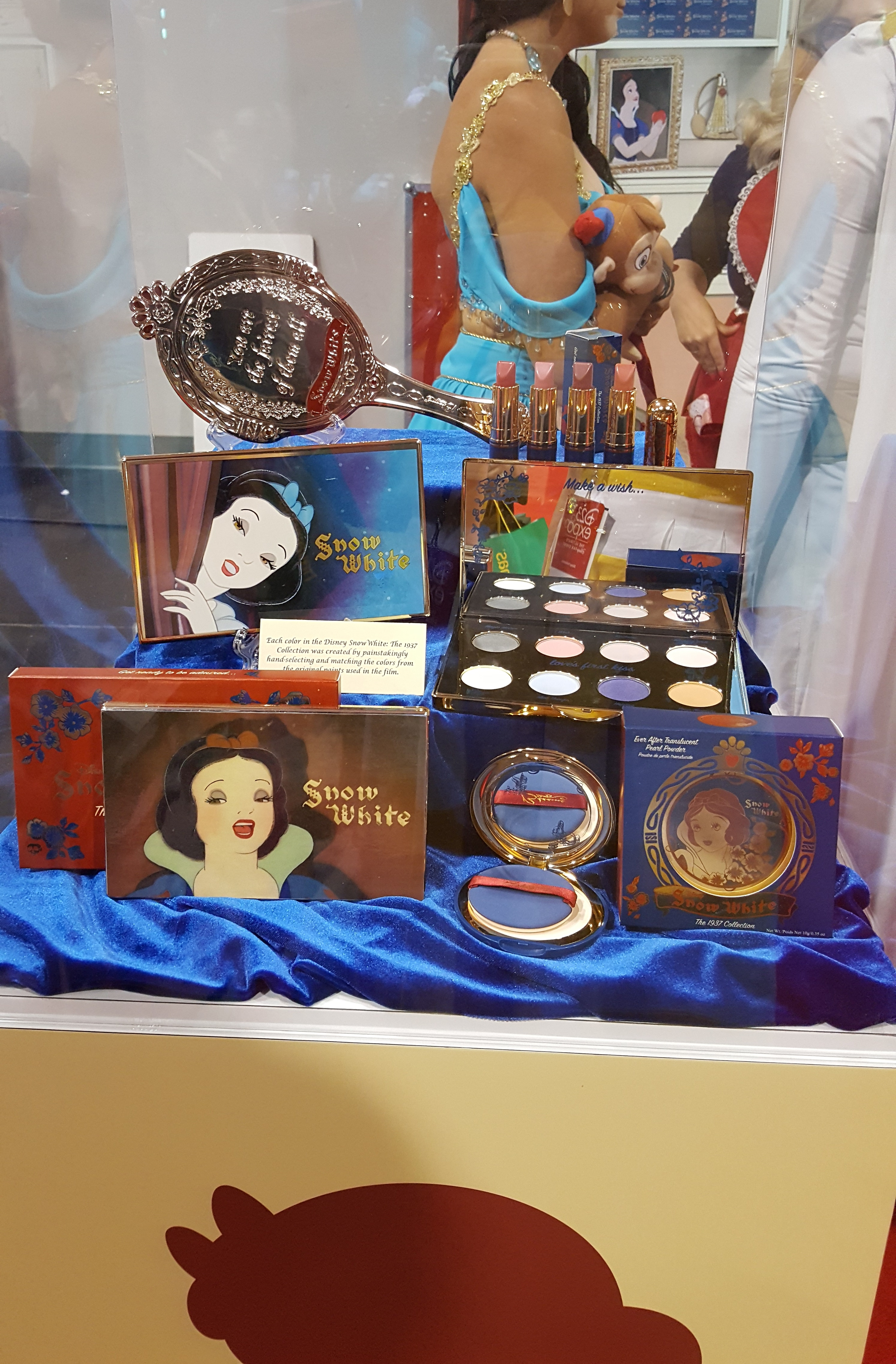 Besame Snow White Cosmetic Collection Launched At D23 Expo