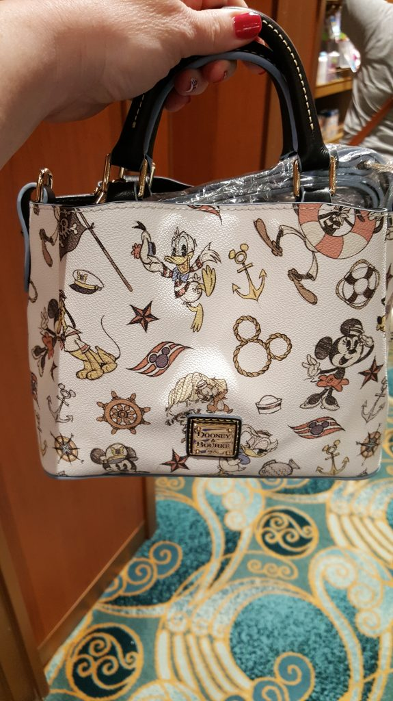 A New Disney Cruise Dooney And Bourke Bag For The Cruising