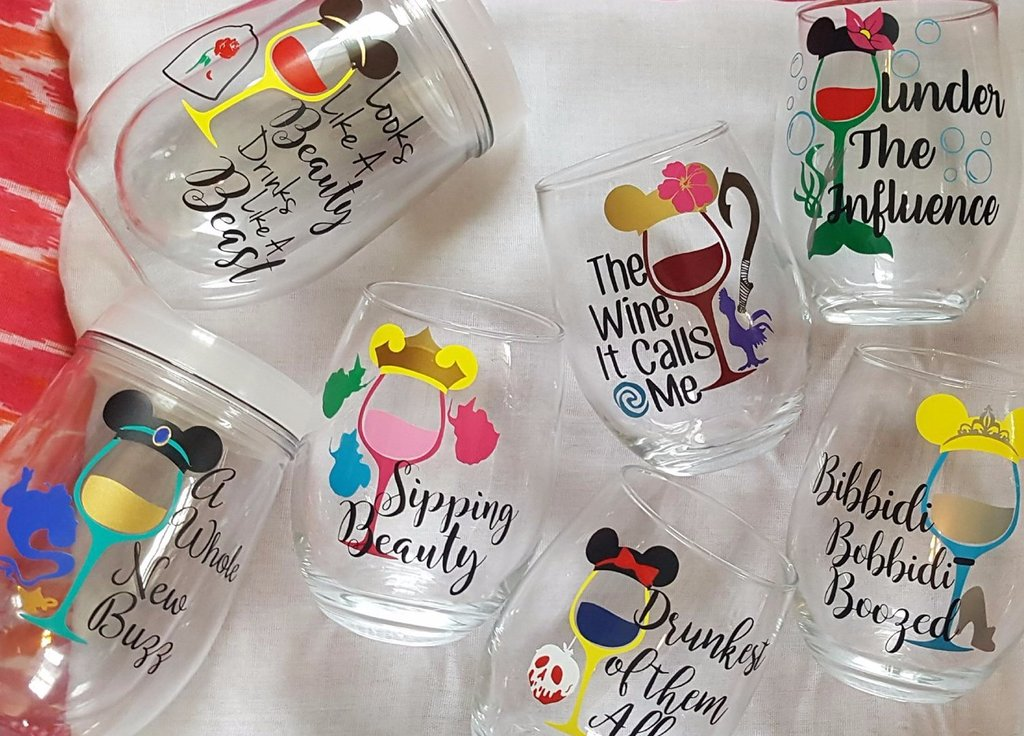 Drink Around The World In Style With These Princess