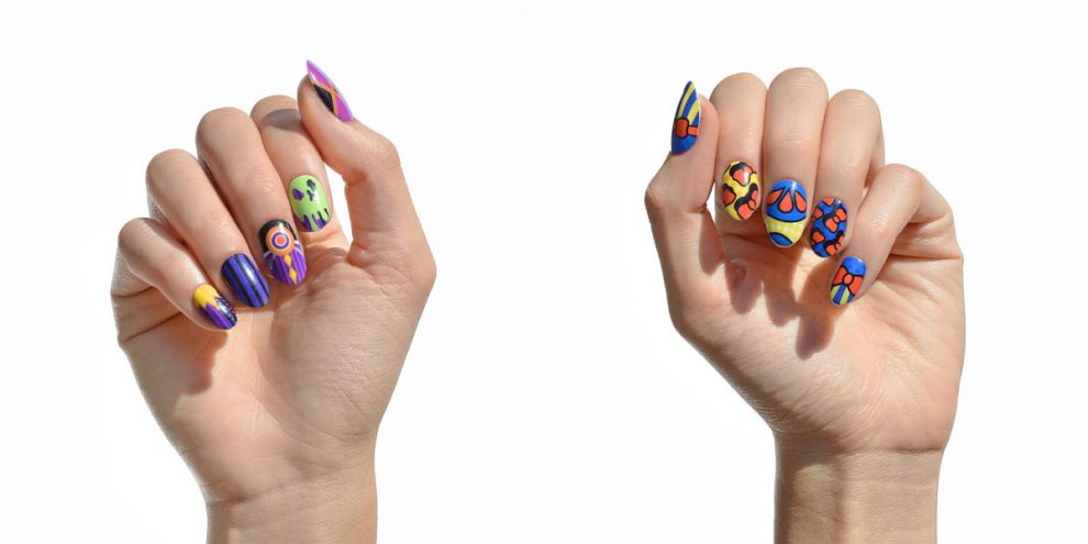 Wrap your Nails in NCLA\'s Good Vs Evil Disney Collection!