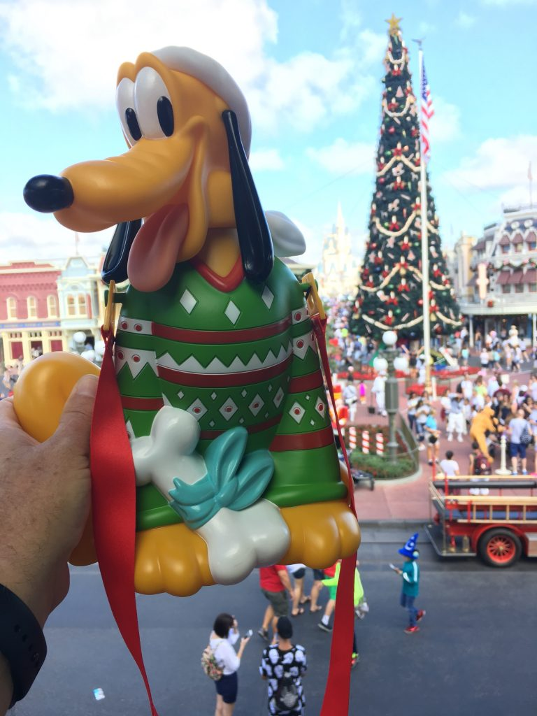 This Christmas Pluto Popcorn Bucket Is A Must Have