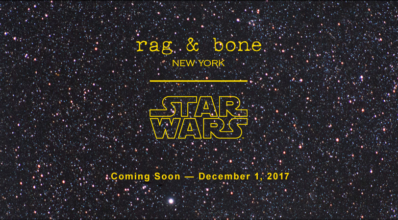 Rag & Bone Star Wars Collection