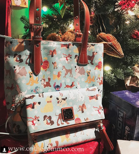 The Silhouettes And Prices For The Disney Dogs Dooney Amp Bourke Bags Are Here