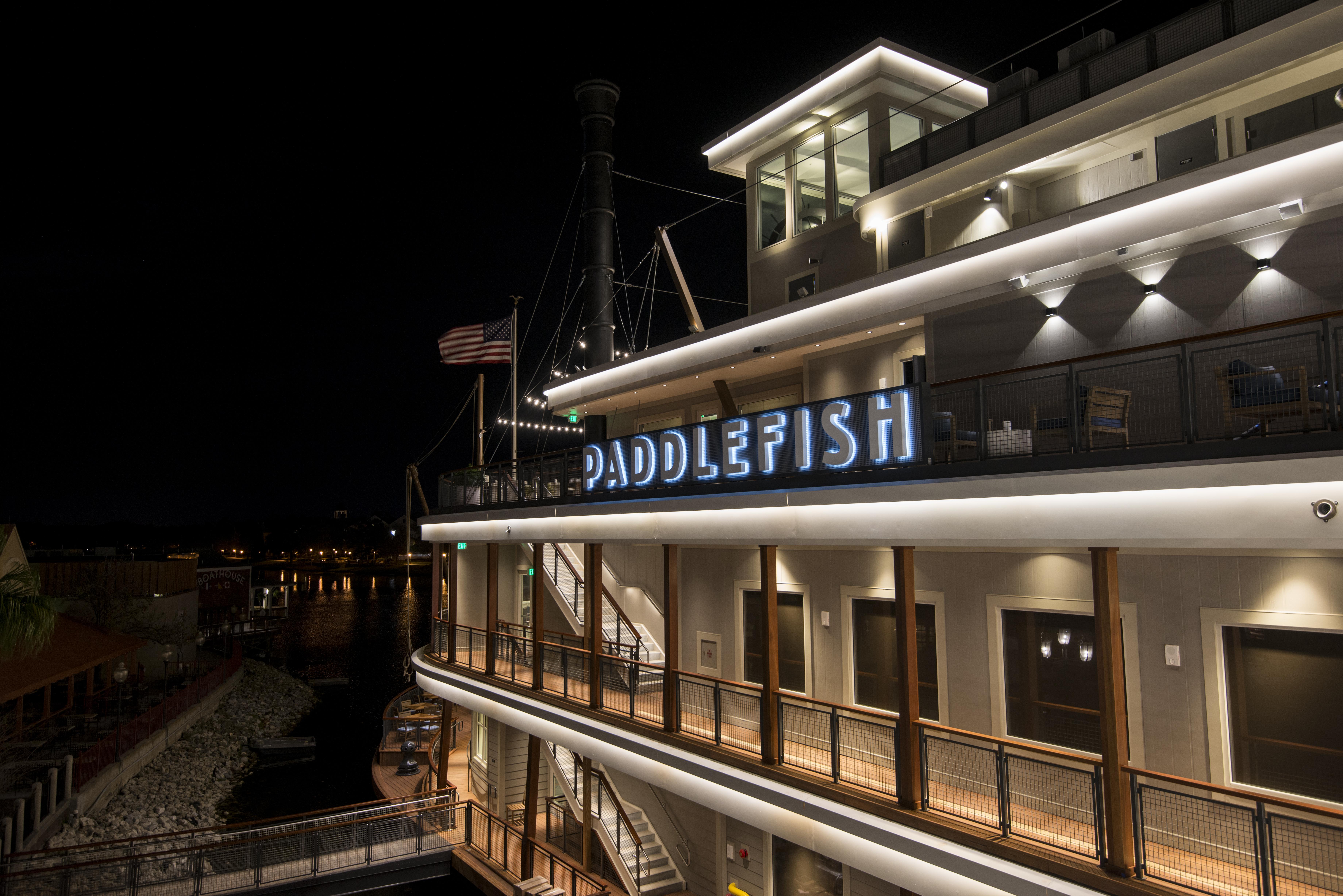 Paddlefish VIP Golden Ticket Giveaway