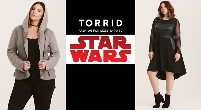 Torrid Star Wars Collection