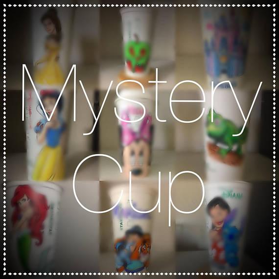 Mystery Disney Starbucks Cup