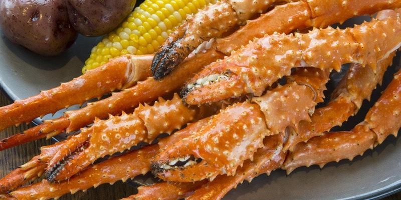 Decadent Crab Feast