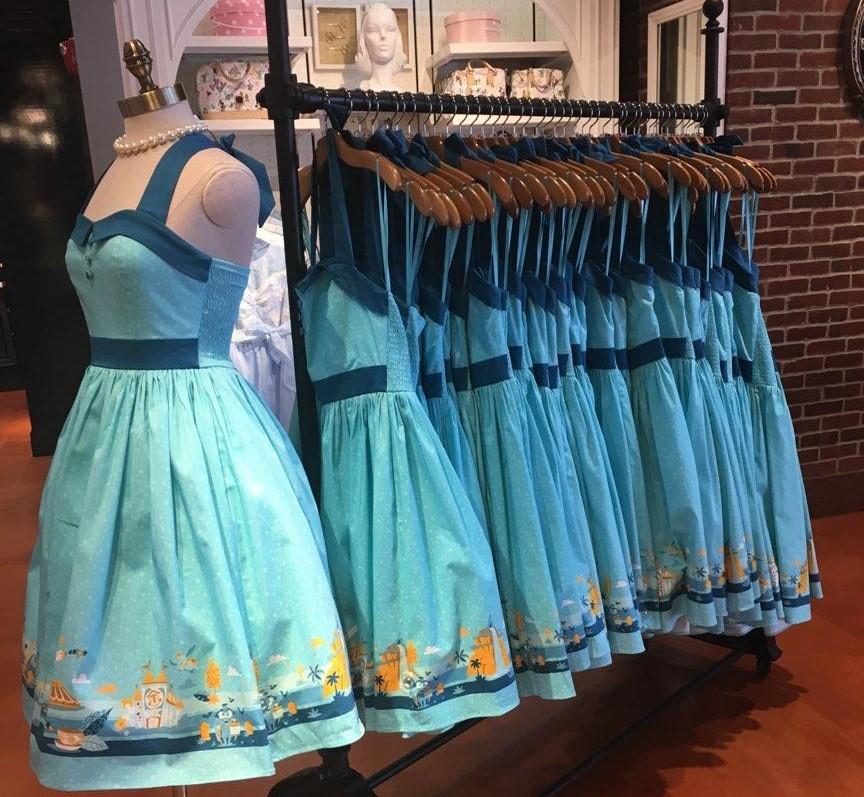 New Magic Kingdom Dress And Orange Bird Dress At The Dress