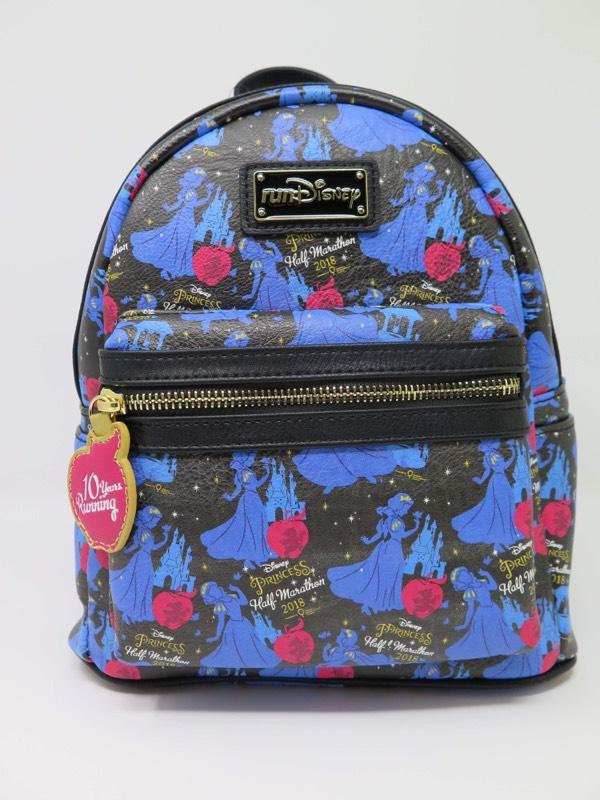 Disney Princess Half Marathon Mini Backpack