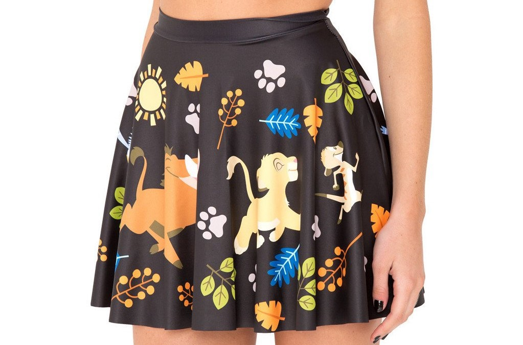 Lion King Skater Skirt