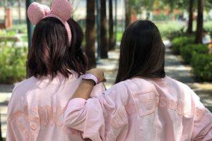 Millennial Pink Spirit Jerseys and Minnie Ears
