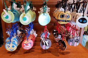 Pixar Fest Reversible Ornaments