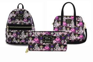 Disney Villains Loungefly Bags