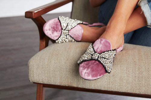 Minnie Mouse Shoe Line