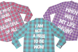 Cakeworthy Disney Flannel Shirts