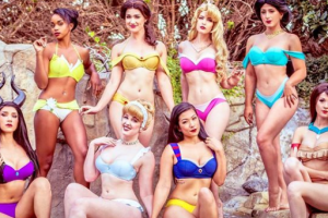 Enchanted Bikinis Pop-Up