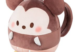 Mickey Mouse Ufufy Backpack