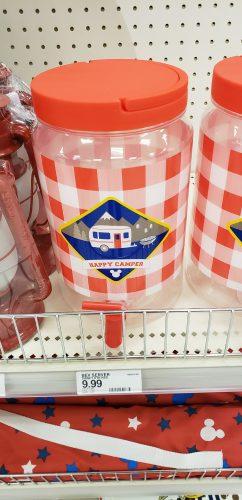 target disney outdoor wares