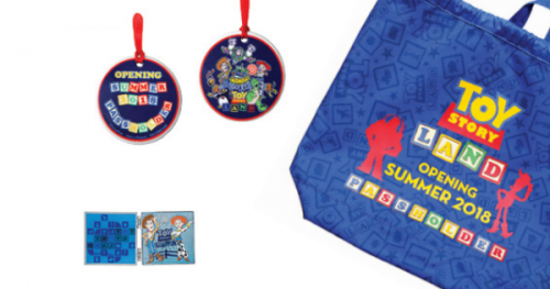 Toy Story Land Annual Passholder Merchandise