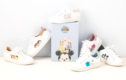 Tsum Tsum Shoe Collection