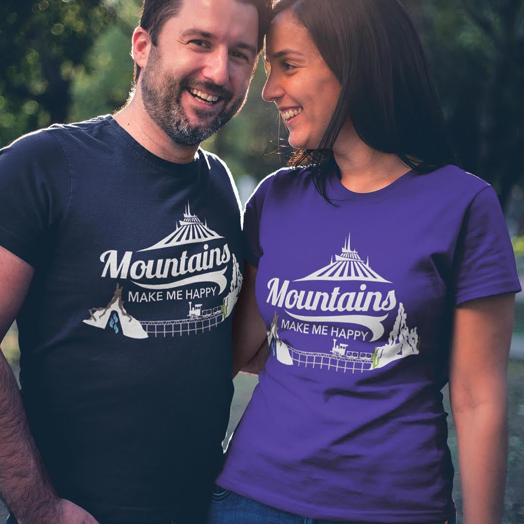 Disney Parks Inspired T-Shirt