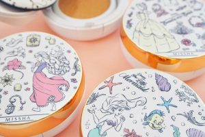 Missha x Disney Makeup Collection