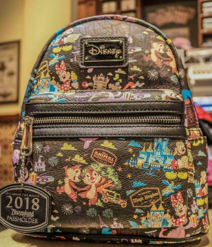 wdw AP Loungefly backpack