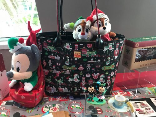 2018 disney holiday dooney and bourke