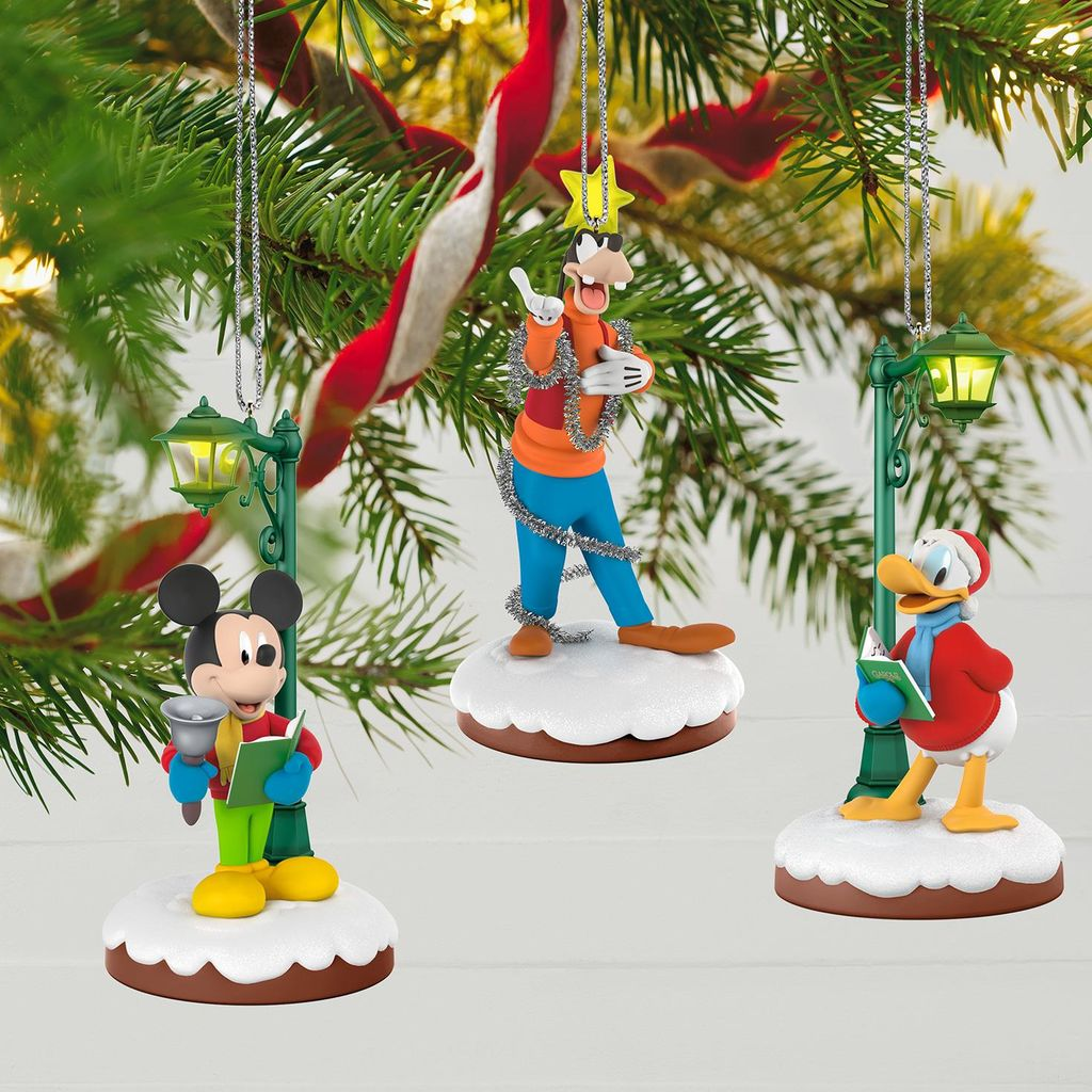 Disney Hallmark Keepsake Ornament Preview