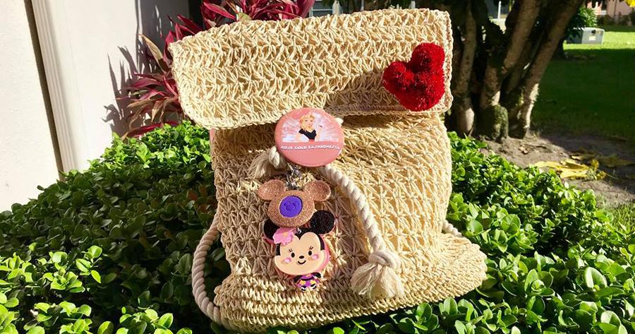 Hidden Mickey Backpack