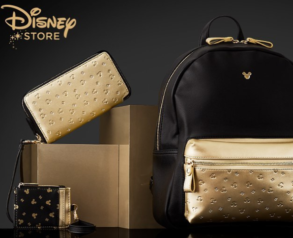 Black And Gold Mickey Mouse Collection