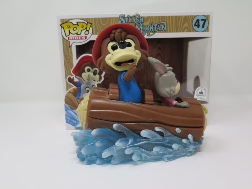 The Splash Mountain Funko Pops Have Arrived