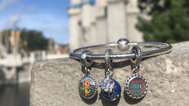 Disney Vacation Pandora Charms