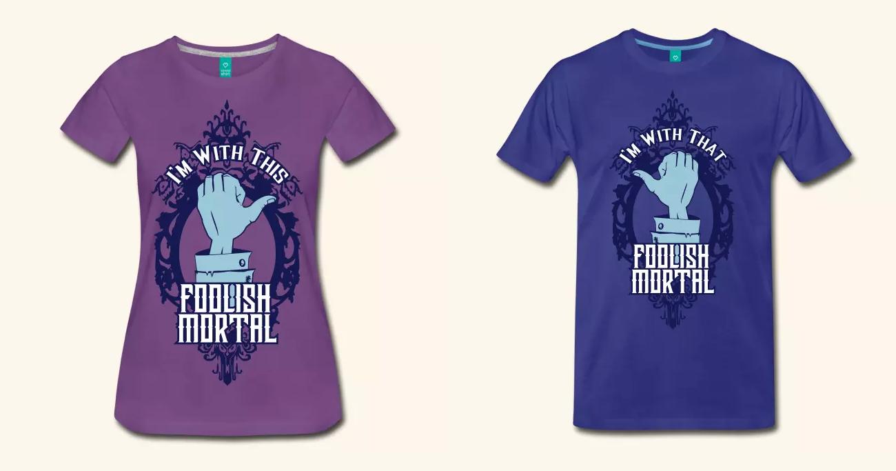 Foolish Mortal Couples Shirts