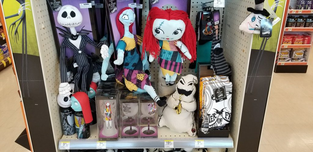 Walgreens Has All New Nightmare Before Christmas Merchandise