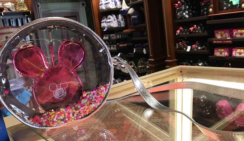 Mickey Balloon Confetti Crossbody