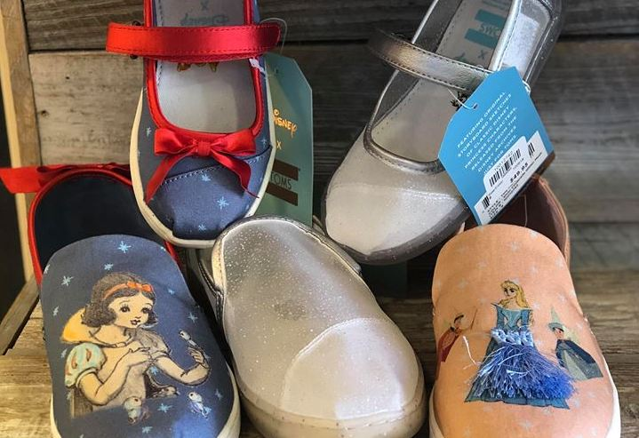 New Disney TOMS Holiday Capsule