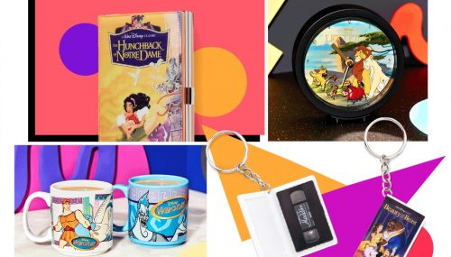 Disney 90s Flashback Collection