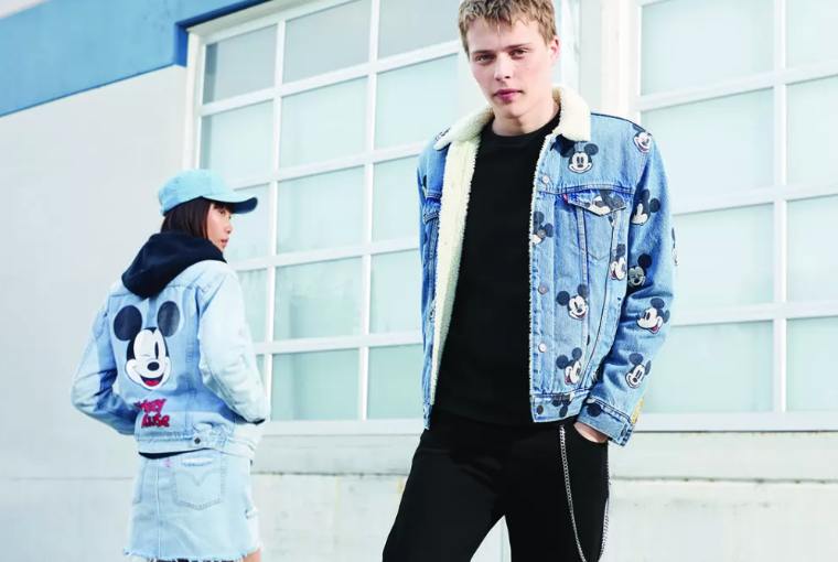 Levi's Mickey Mouse Collection