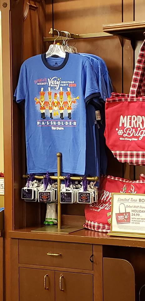 Christmas Party Annual Passholder Merchandise